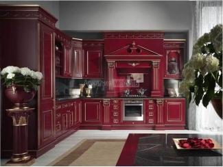 Яркая красивая кухня Агат 5 - Мебельная фабрика «Аркадия-Мебель»