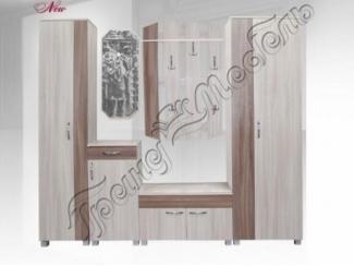 Светлая прихожая Ника  - Мебельная фабрика «Гранд-мебель»