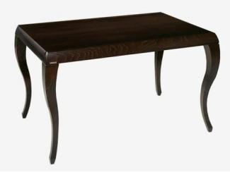Стол обеденный из массива бука Элис - Мебельная фабрика «Кухни Медынь»