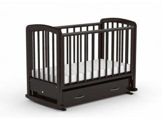 Детская кровать из массива 610 - Мебельная фабрика «Воткинская промышленная компания»
