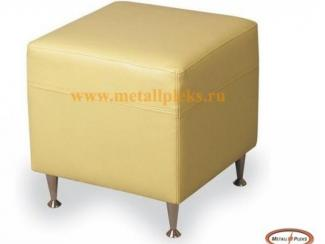 Пуф MP-4606 - Мебельная фабрика «Металл Плекс», г. Краснодар
