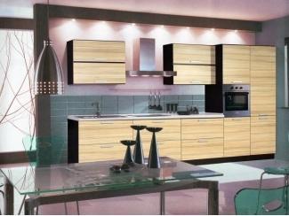 Кухня ЛДСП Л-6 - Мебельная фабрика «Леспром», г. Пенза