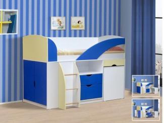 Кровать детская Юнга - Мебельная фабрика «РиАл», г. Волжск