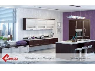 Кухня Эльба массив - Мебельная фабрика «Симкор»