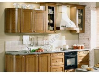 Простая прямая кухня   - Изготовление мебели на заказ «Игал»