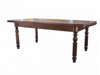 Большой обеденный стол на 4 и 6 ножках