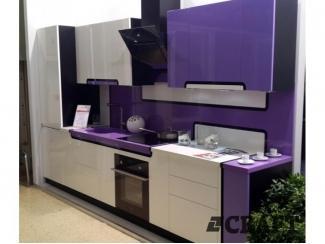 Фиолетовая кухня Фелиция
