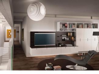 Гостиная стенка 045 - Мебельная фабрика «Mr.Doors»