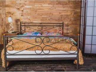 Кровать двуспальная Мишель - Импортёр мебели «RedBlack»