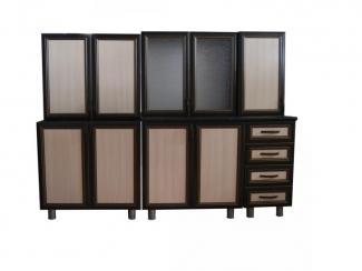 Прямая кухня Рамка - Мебельная фабрика «Мебель эконом»