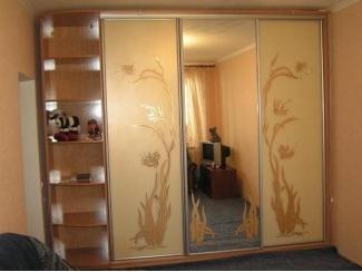 Шкаф-купе в спальню - Мебельная фабрика «Мебель СаЛе»