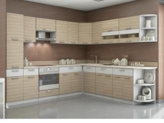 Классическая кухня Эра угловая  - Мебельная фабрика «Эра», г. Пенза