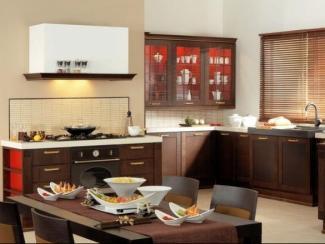 Кухня угловая Наутика - Мебельная фабрика «Атлас-Люкс»