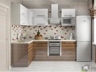 Угловая мини кухня 009 - Изготовление мебели на заказ «Ре-Форма»