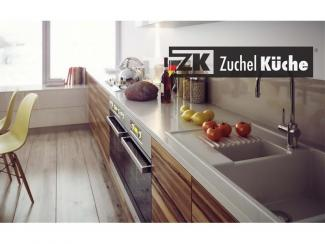 Кухонный гарнитур прямой Йена Уайт - Мебельная фабрика «Zuchel Kuche (Германия-Белоруссия)»