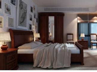 Спальный гарнтур «Милан»