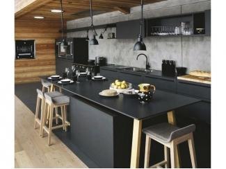 Кухня прямая Loft Лофт - Мебельная фабрика «Мебель Хаус», г. Ульяновск