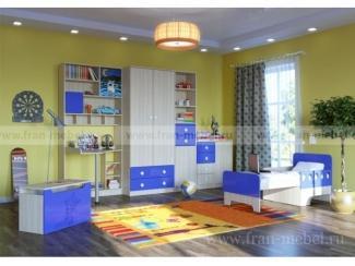 Модульная детская Жили-были  - Мебельная фабрика «Фран»