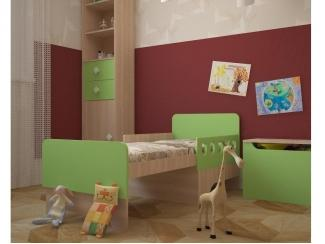 Детская кровать Жили-были - Мебельная фабрика «РОСТ», г. Бердск