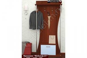 Прихожая Мебелеф 21 - Мебельная фабрика «МебелеФ»