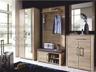 Прихожая прямая Гоу - Импортёр мебели «БРВ-Мебель (Black Red White)»