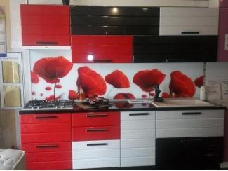 Кухня Лорис 1 фрезеровка Страйп
