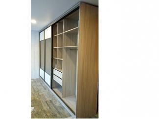 Большой шкаф-купе - Мебельная фабрика «Елиза»