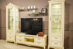 Гостиная Марсель - Мебельная фабрика «Мебель Черноземья»