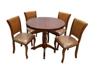 Обеденная группа со стульями Марго 2