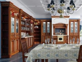 Кухня Камилла - Мебельная фабрика «Кухни Премьер»