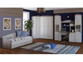 Идеальная мебель для мальчиков Калипсо  - Мебельная фабрика «Династия»