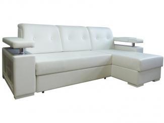 Диван угловой Бриз-М  - Мебельная фабрика «Руста»