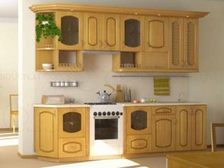 Кухня Дуэт МДФ - Мебельная фабрика «Гармония мебель»