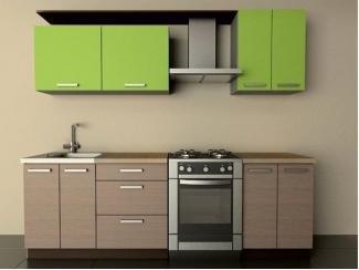 Кухня с фасадом из ЛДСП 1 - Мебельная фабрика «Кух-Мастер»