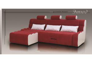 Угловой диван Этюд (пума) - Мебельная фабрика «Ваш стиль»