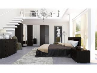 Спальный гарнитур Блюз - Мебельная фабрика «Мебель-Москва»