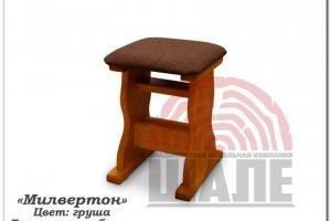 Табурет Милвертон - Мебельная фабрика «ВМК-Шале»
