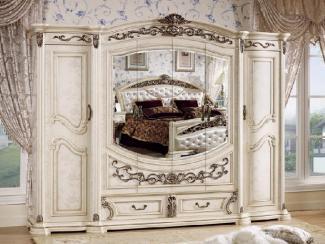 Шкаф Мадрид 8970 - Импортёр мебели «Евразия (Европа, Азия)»