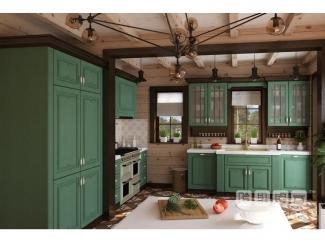 Классическая кухня Валенсия Танжер - Мебельная фабрика «Ликарион»