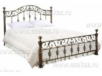 Кровать двуспальная BD-603 - Мебельный магазин «Тэтчер»