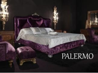 Мягкая кровать Палермо - Мебельная фабрика «Lorusso divani»