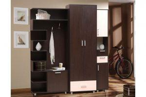 Прихожая Веста 3 - Мебельная фабрика «Аристократ»