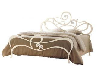 Кровать кованая Amanda - Импортёр мебели «Spazio Casa»