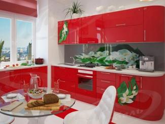 Кухня прямая «Феерия» - Мебельная фабрика «Ладос-мебель»