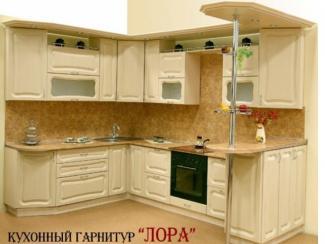 Кухня угловая Лора  - Мебельная фабрика «Диана»