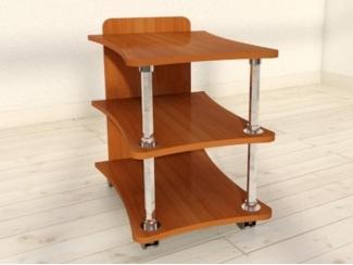Журнальный стол с полками 8 - Мебельная фабрика «Ваша мебель»
