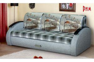 диван прямой Рим - Мебельная фабрика «Барокко»