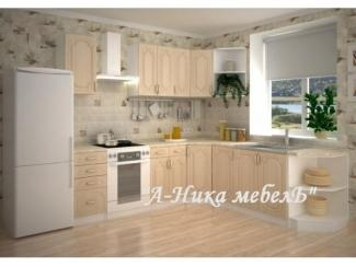 Классический комплект кухни Елена - Мебельная фабрика «А-Ника», г. Ульяновск
