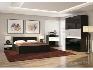Новая спальня в стиле модерн Норман  - Мебельная фабрика «Фран»
