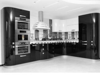 Кухонный гарнитур угловой Монако - Мебельная фабрика «Градиент-мебель»